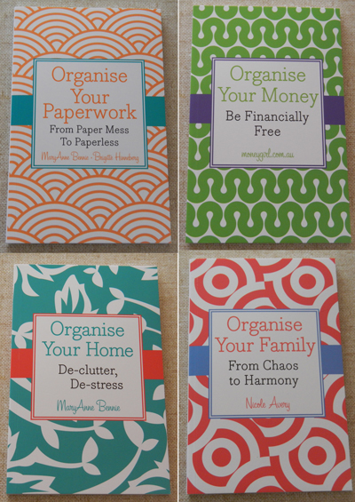 The 'Organise Your...' Series