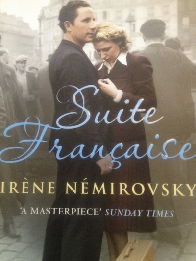 Suite Francaise Book (taken by L.Lee)