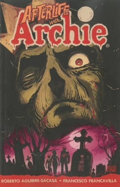 afterlife with archie, comic, Archie