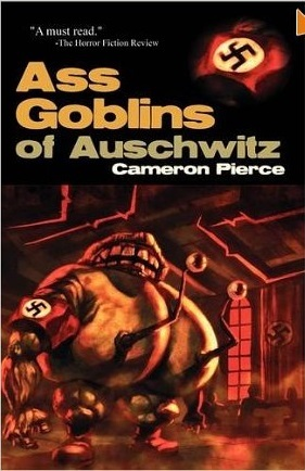 ass goblins of Auschwitz, bad book titles