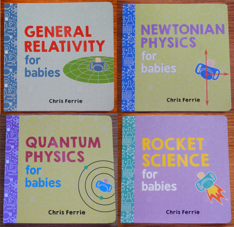 Baby University Series by Chris Ferrie