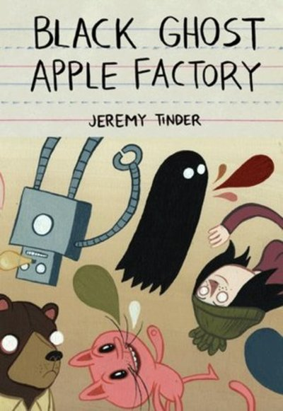 Black Ghost Apple Factory cover