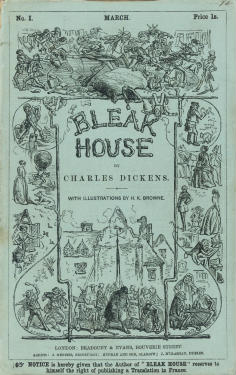 bleak house, charles dickens