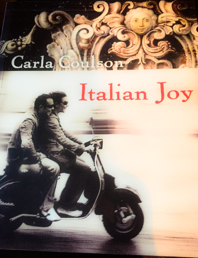 Book cover Italian Joy