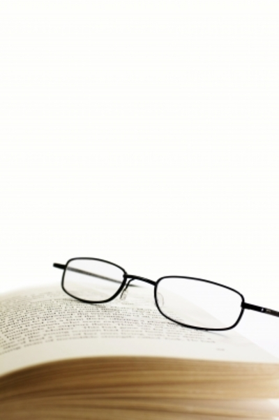 book reading glasses