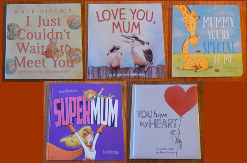 Books For Mother's Day: Part One