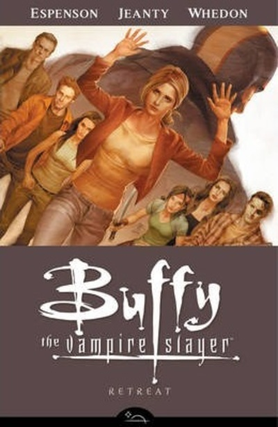 Buffy Season 8, Buffy Retreat, Buffy comics