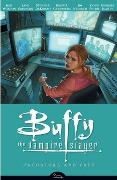Buffy Season 8, Predators and Prey, Buffy comics