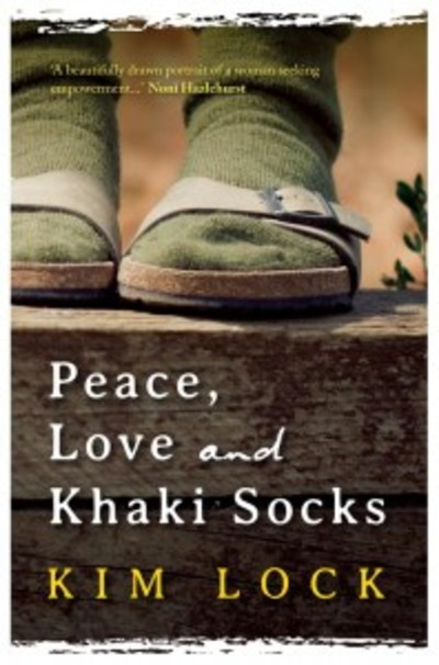 cover for Peace, Love and Khaki Socks