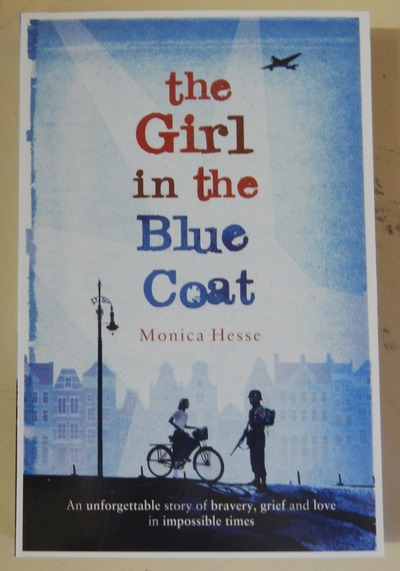 493a0d130c89 The Girl In The Blue Coat by Monica Hesse - Comfy Chair
