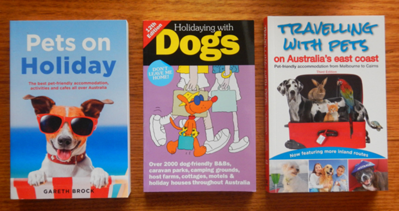 Travelling With Pets Guide Books
