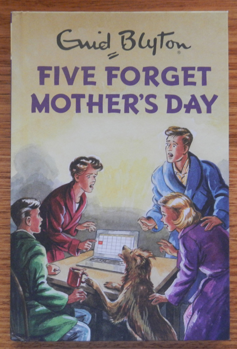 Five Forget Mother's Day by Bruno Vincent