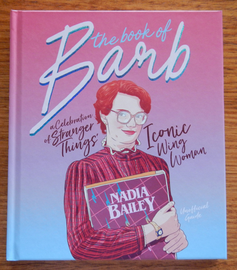 The Book Of Barb by Nadia Bailey