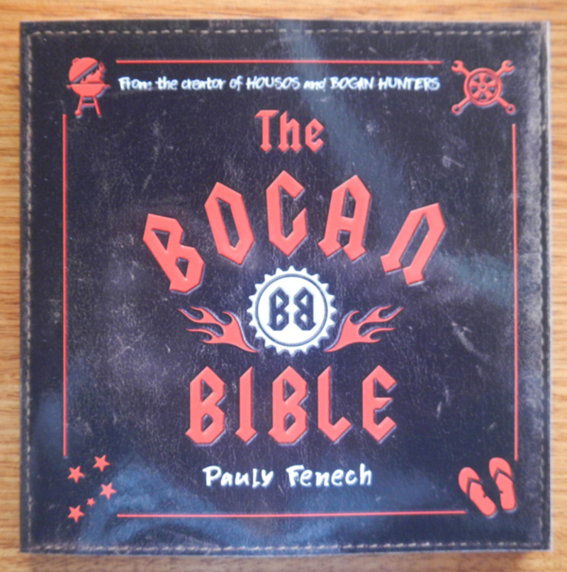 The Bogan Bible by Pauly Fenech