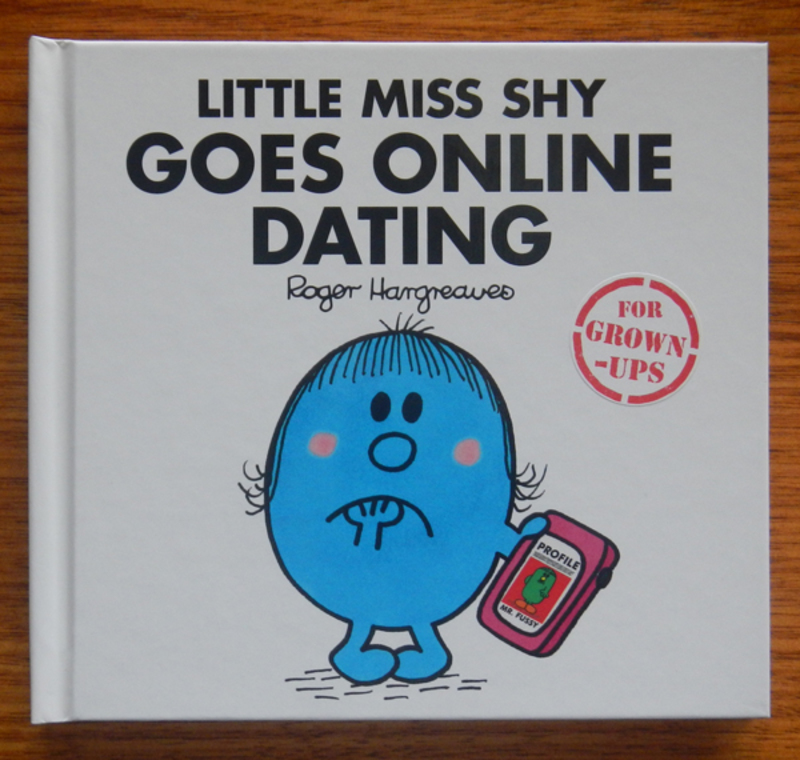 Mr. Men And Little Miss For Grown-ups