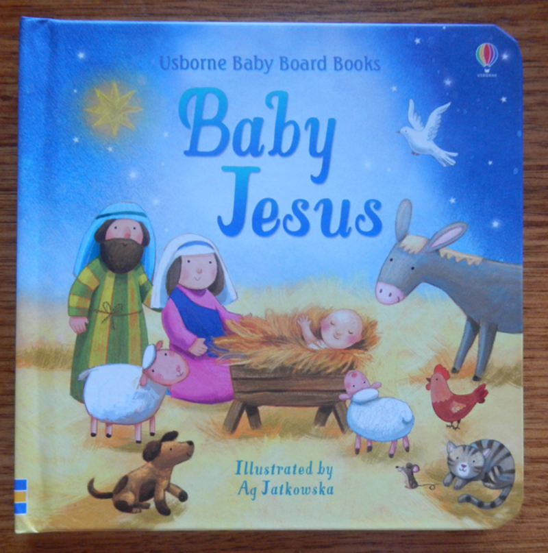 Religious Christmas Books For Kids