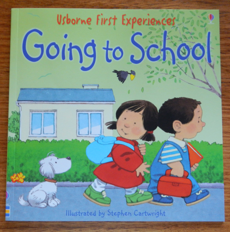 'Going To School' Books For Children