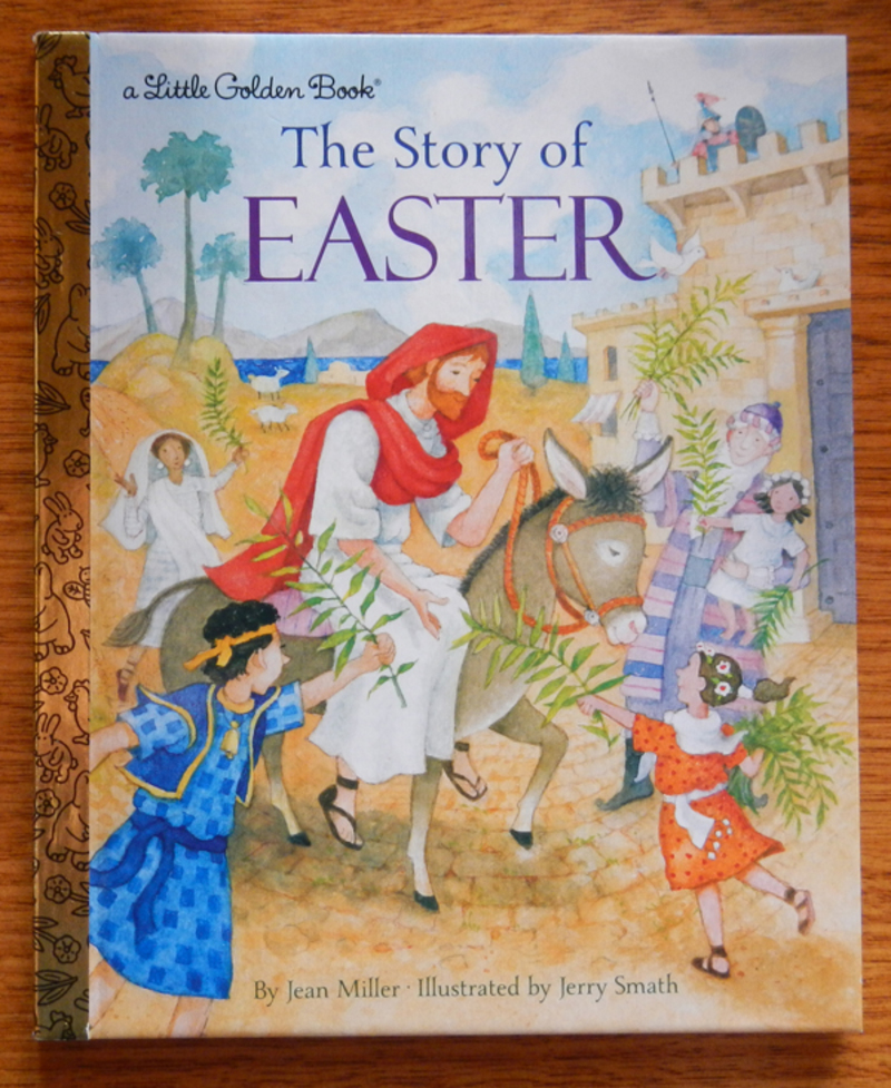 Little Golden Books For Easter