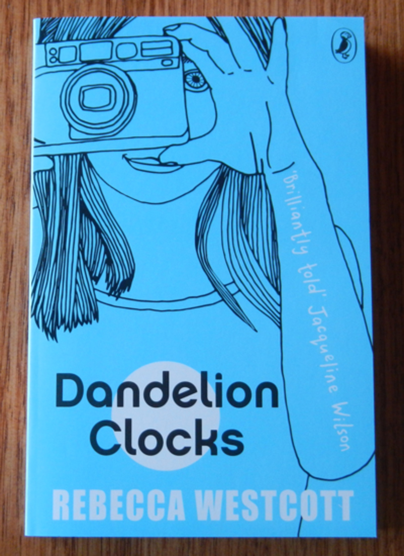 Dandelion Clocks by Rebecca Westcott