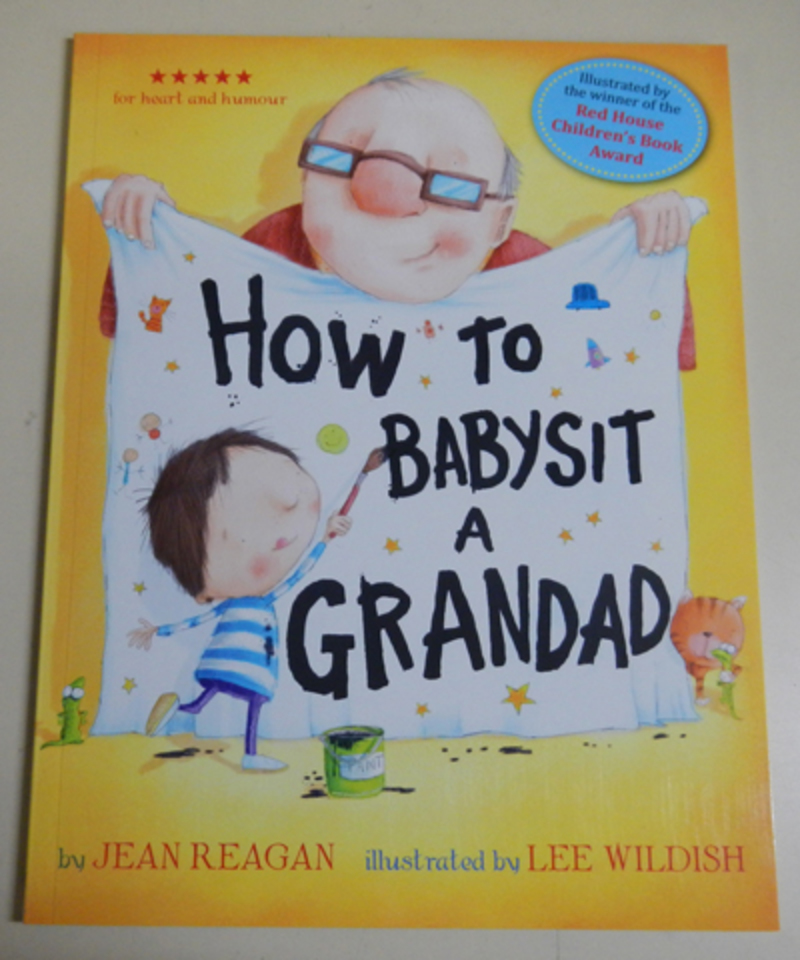 Father's Day: Books For Grandfather