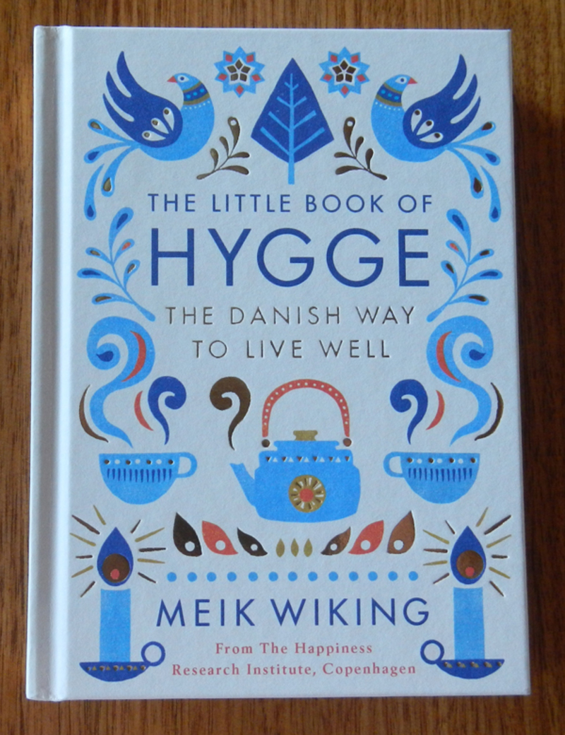 Four Books About The Danish Art Of Hygge