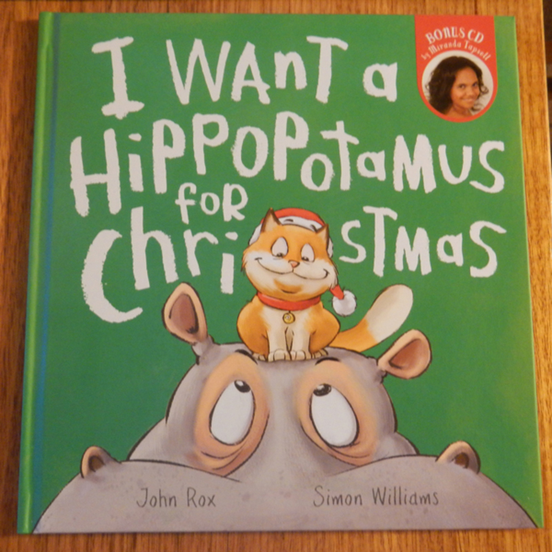 Christmas Books With CDs