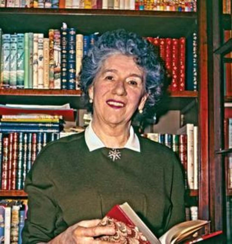 Enid Blyton