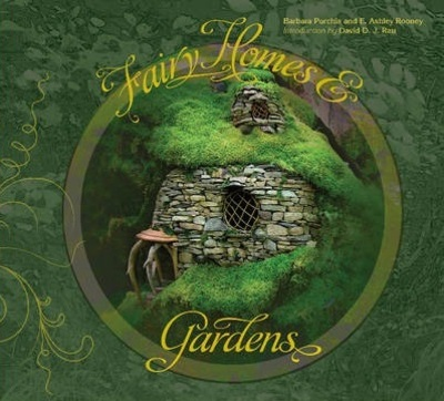 fairy homes and gardens, fairy gardens, fairy door, nature art