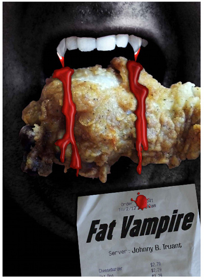 Fat Vampire by Johnny B Truant