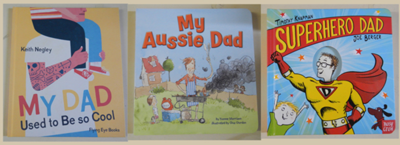 Father's Day Books For Kids
