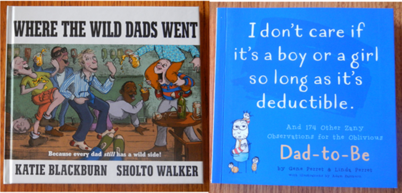 Fun Books For Dad This Father's Day