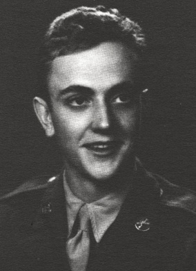 kurt vonnegut, official army portrait