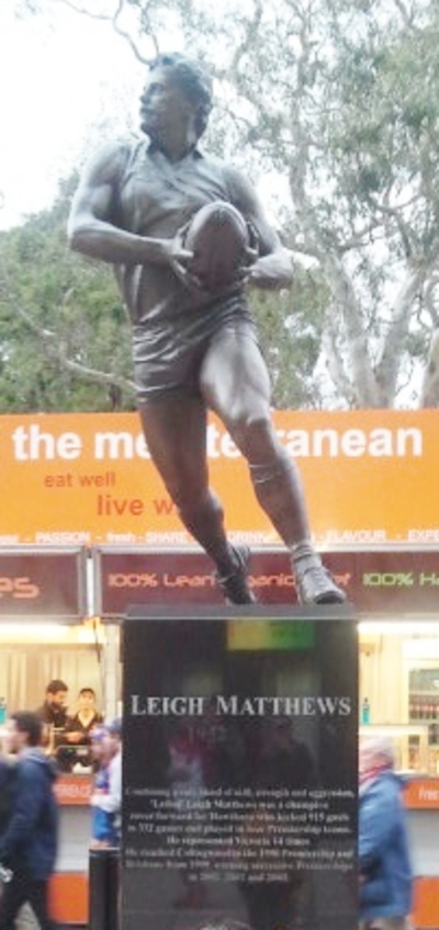 Leigh MAtthews, biography, autobiography, sports, personality, famous, celebrity