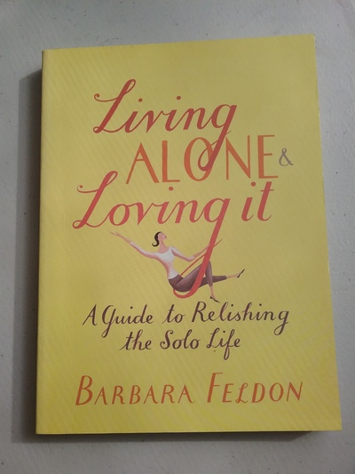 Living Alone and Loving it Book