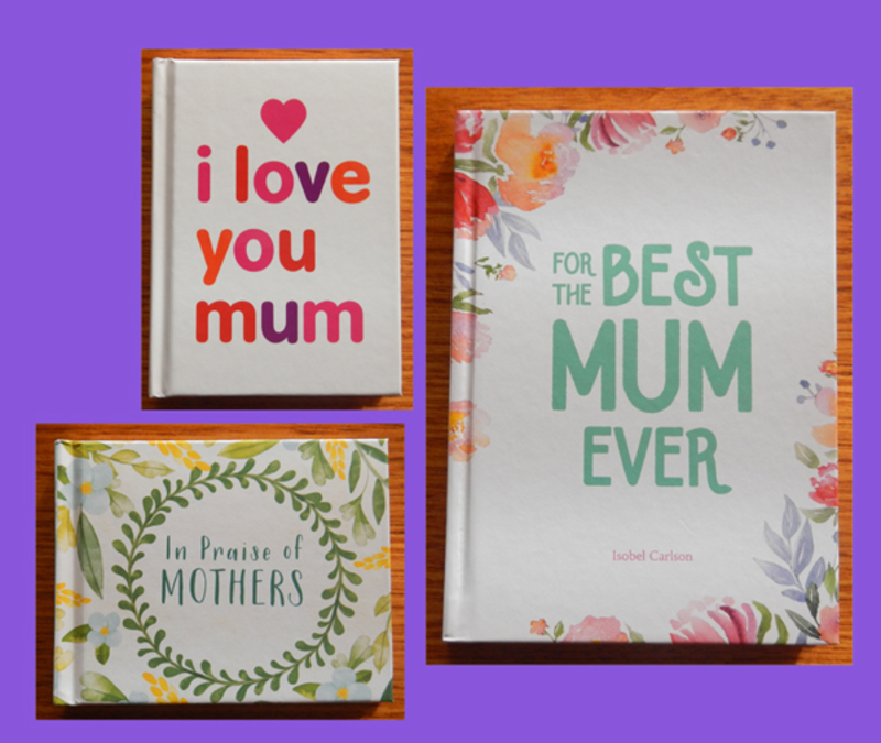 Gift Books For Mother's Day