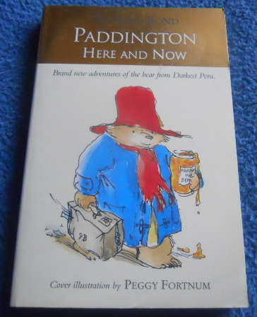 paddington bear, Paddington here and now, michael bond