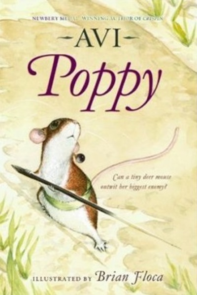 poppy, Avi, childrens' books about animals