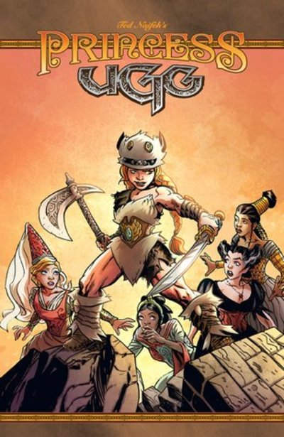 Princess Ugg, comics, comics about warrior women