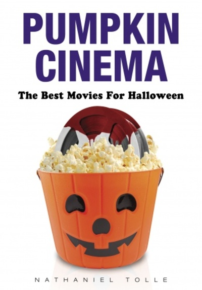 pumpkin cinema, movies, books about movies, scary movies