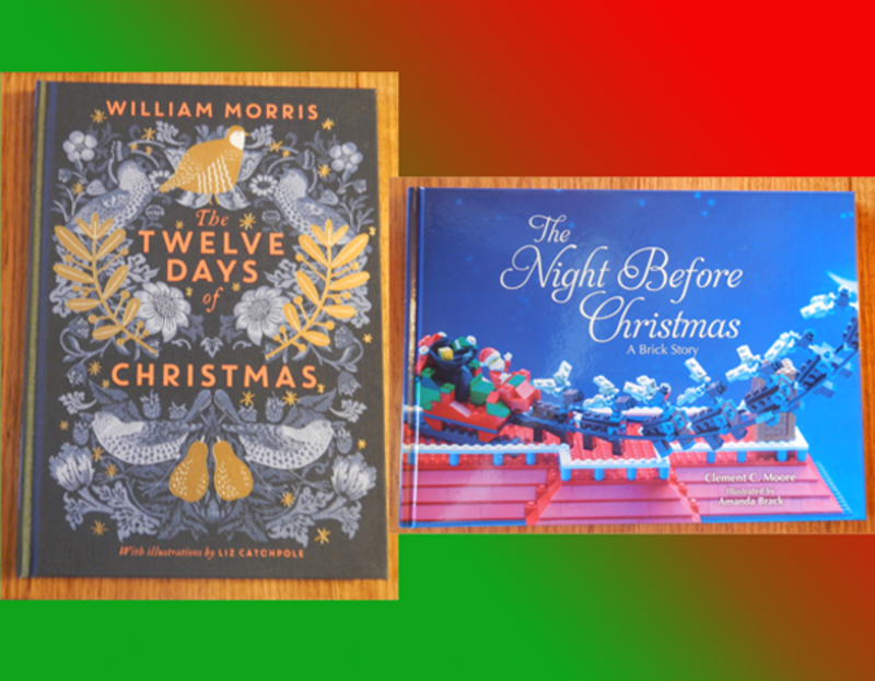 Quirky Takes On Classic Christmas Books