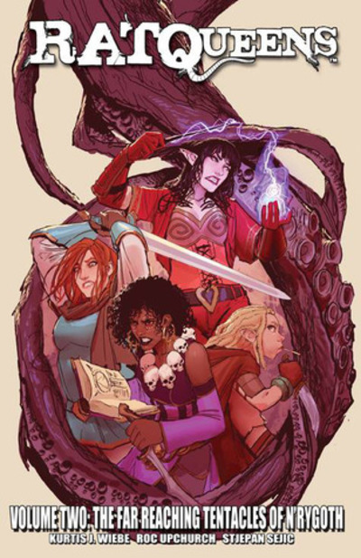 rat queens volume 2, rat queens