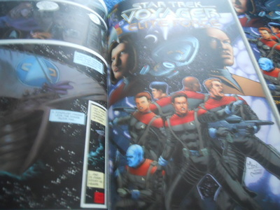star trek, comics, star trek magazine, trek life