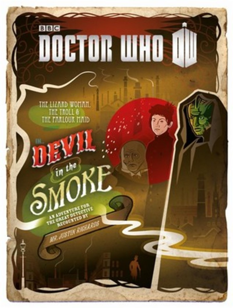 The Devil in the Smoke, Doctor Who, Doctor Who Christmas Special