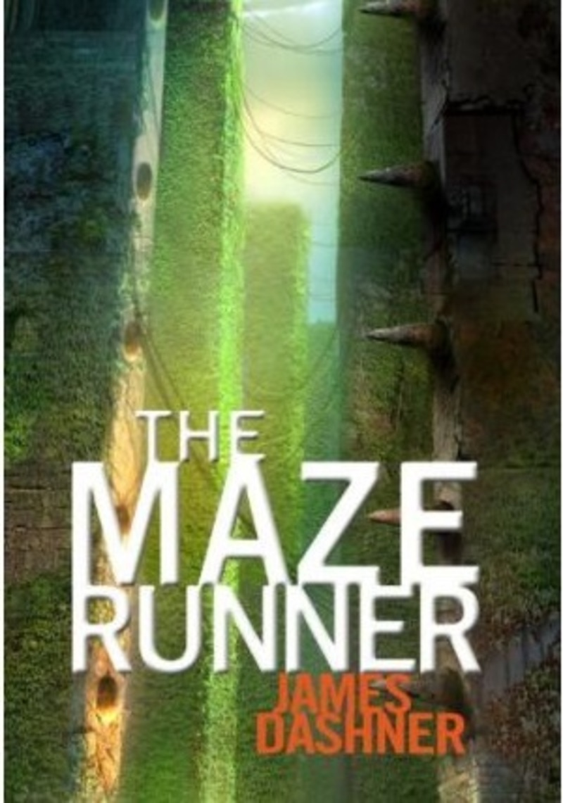 the maze runner, James Dashner, young adult book, The Maze Runner, maze runner series, trilogy