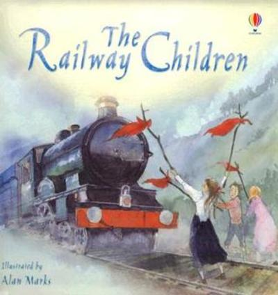 the railway children, children's classics, children's books