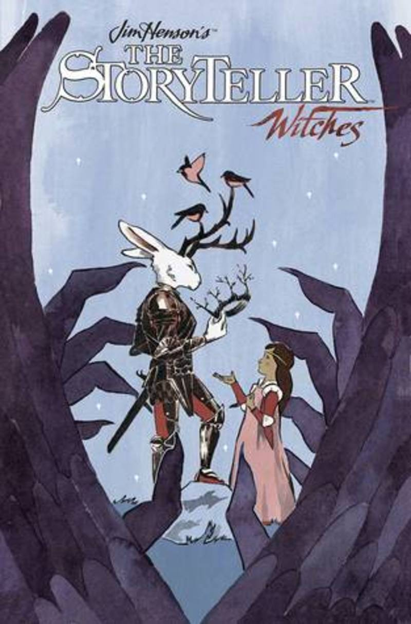 the storyteller