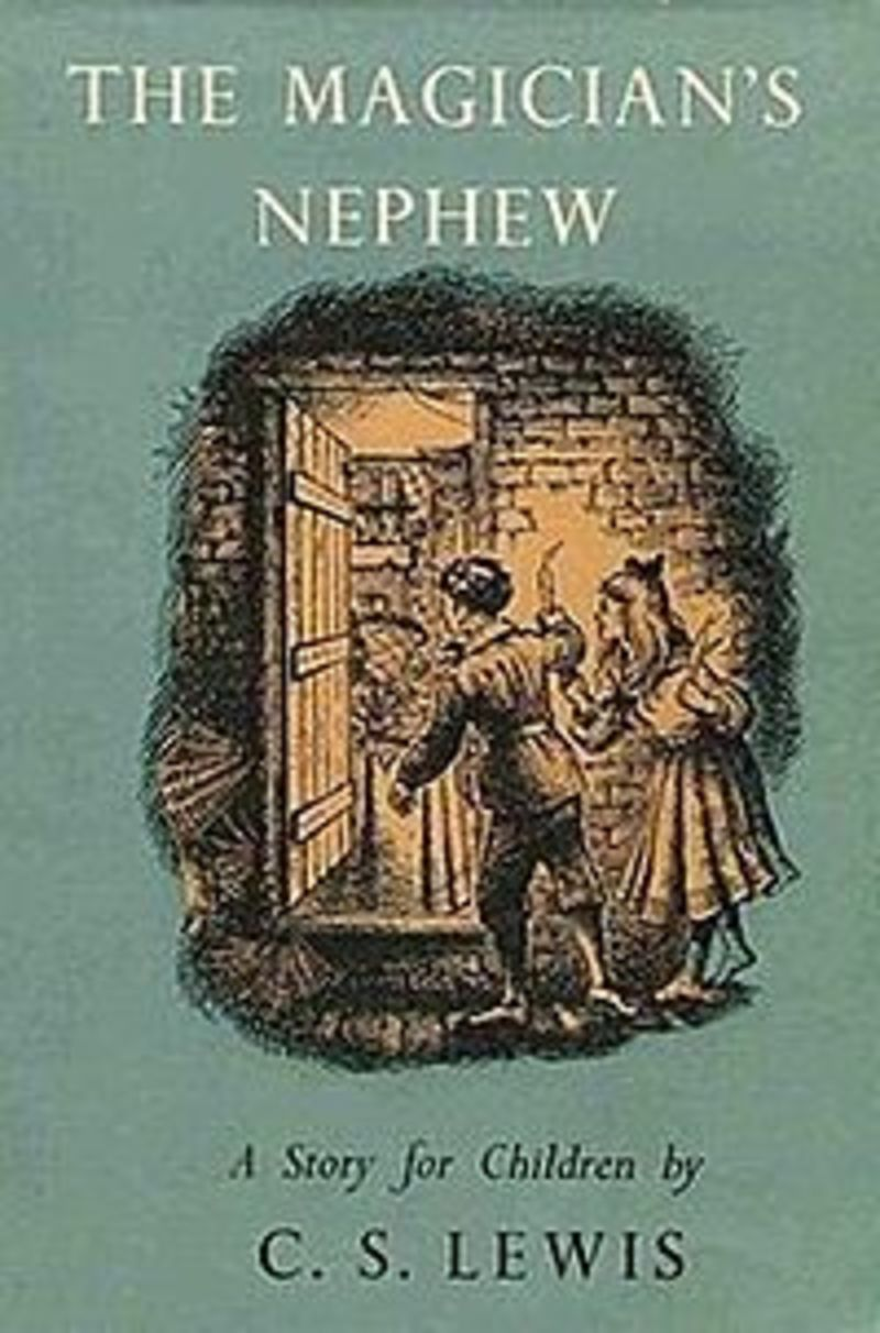 The Magician's Nephew by CS Lewis (Narnia Book 1 of 7)