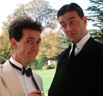 tv adaptation wodehouse jeeves wooster fry laurie