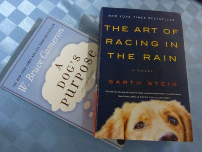 Two dog books