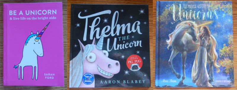 Books For Unicorn Lovers